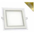 LED panel FIALE vestavný 18W 1100lm 190x190mm 230V CCD NEUTRÁLNÍ